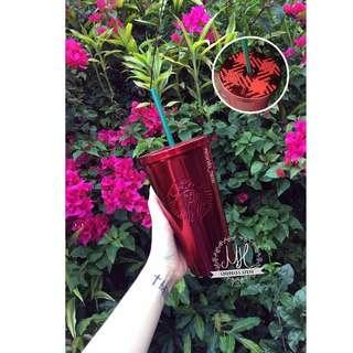 Starbucks Singapore  Stainless Deboss Siren Cold Cup