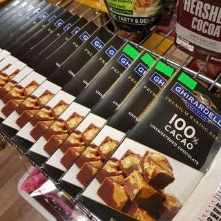 100 cacao bar pure chocolate no sugar keto diabetic
