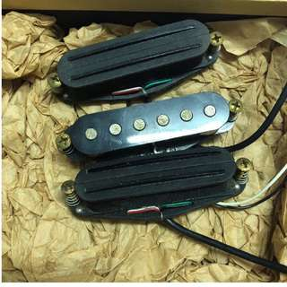 Kent Armstrong HR & CR, Fender Middle pickup