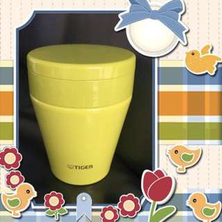Tiger Stainless Steel Thermal Soup Cup