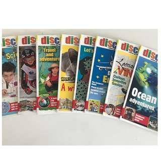 Discovery kids magazine