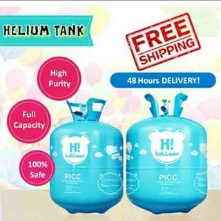 Helium Gas tank