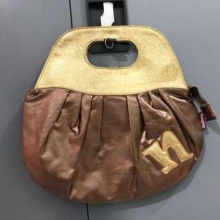 Naughty brown bag