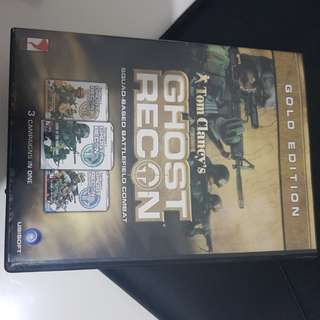 PC games ghost recon