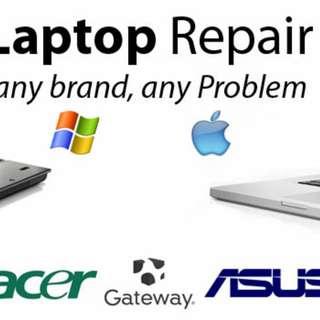 Laptop& desktop repair cheap