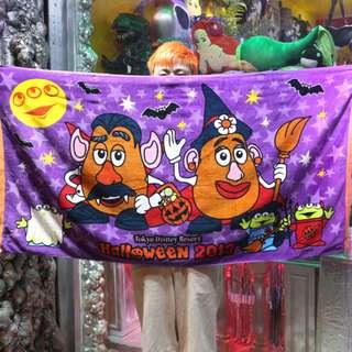 「Mr. Potato Head Toy Story Disney 蛋頭先生 浴巾 毛巾 78x150@公雞漢堡」