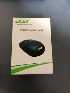 [Spoilt] Wireless Optical Mouse