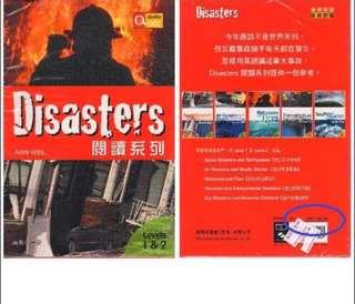 Disaster (5 Fiction Books Set) (New)