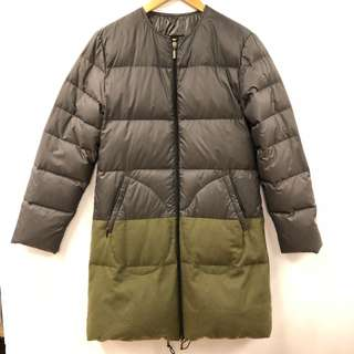 Y's crossover moncler down jacket size 2