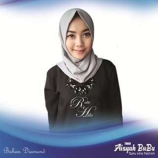Ratu Hila Hijab SHALWA Kerudung Segitiga Instan