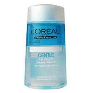 L'OREAL make up remover