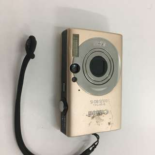 Canon Digital IXUS 80 IS digital camera