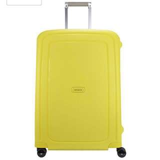 🍋 Samsonite S'cure Spinner 69cm