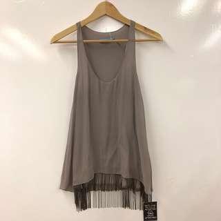 New Alice + Olivia vest size XS