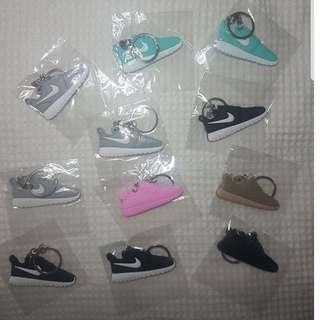 Nike keyrings