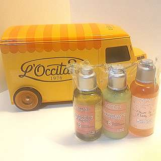 Brand New L'Occitane Hair & Body Care Set