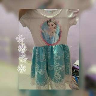 Dress tutu frozen