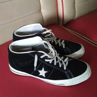 Converse allstar one star 74s pro mid suede size 43