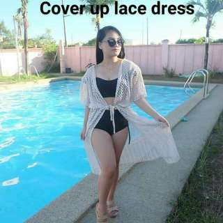Cover up lace