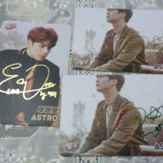 Astro yescard