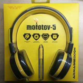 Armaggeddon Molotov 5 Headset