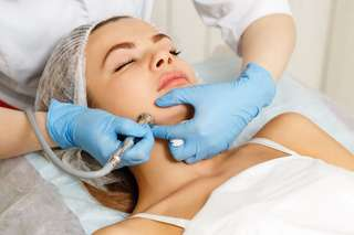 First time microdermabrasion for 50% off