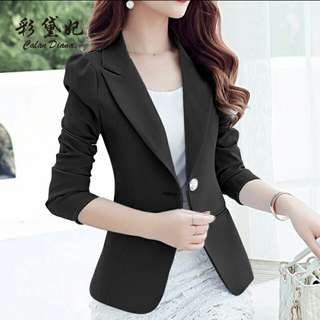 Korean Women Office Blazer / Jacket