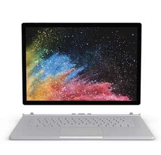 Surface Book 2 15-inch display Intel Core i7/512GB/16GB RAM/dGPU