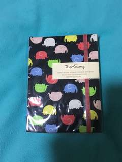 Note book *Handmade in Thailand*
