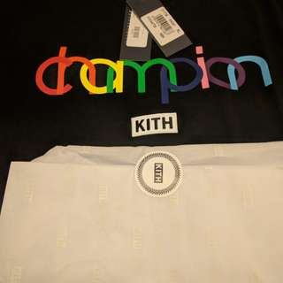 Rare! Black Kith x Champion Bogo