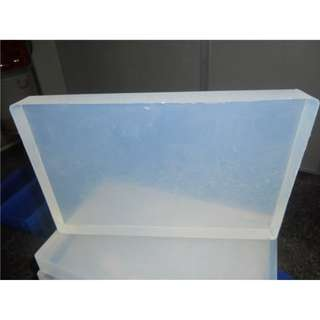 5kg Melt and Pour glycerin soap bar