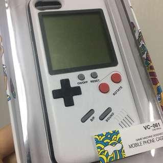 Gameboy遊戲手機殼