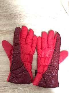 Winter Gloves (Red)