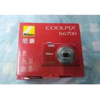 Nikon Coolplx S6700 DC 數碼相機