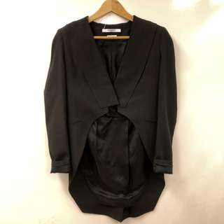 Givenchy black Tostitos jacket size 34