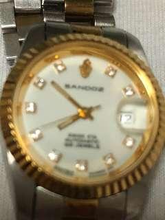 Sandoz watch-authentic