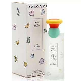 BvlgariPetits et Mamans女士淡香水 ,$170/40ml/100ml/$220