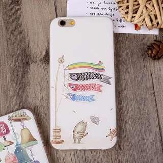 特價 iPhone7 plus Case 貓 可愛 創意 功能 比卡超