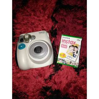 Instax mini camera 7s📷📷📷