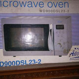 "Microwave oven ""Advance"""