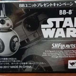 star wars bb-08 bb8 s.h.figuarts shfiguarts tamashii nations bandai
