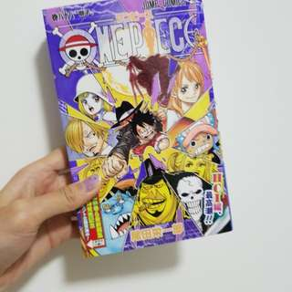 One Piece Manga from Japan