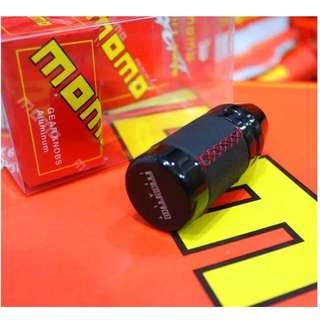 Gear Knob - MOMO Italy series - (BRAND NEW WITH BOX) - RESTOCK