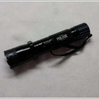 Flashlight with Stun Gun