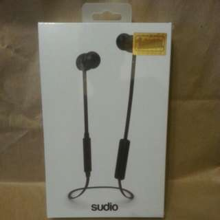 (All New 無綫耳機) Sudio Vasa Bla Bluetooth - Black