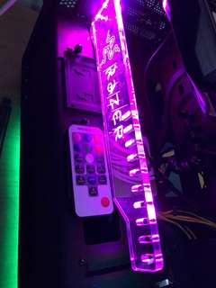 Razer cool pc decoration rgb light