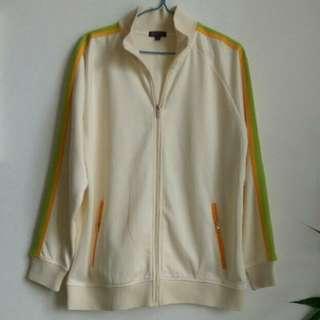 White jacket 白色外套