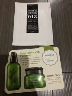 Innisfree, make remake sample
