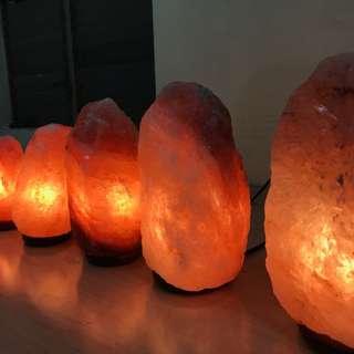 1-3kg Himalayan salt Lamp from Pakistan