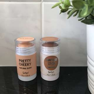 Highlight and contour sticks
